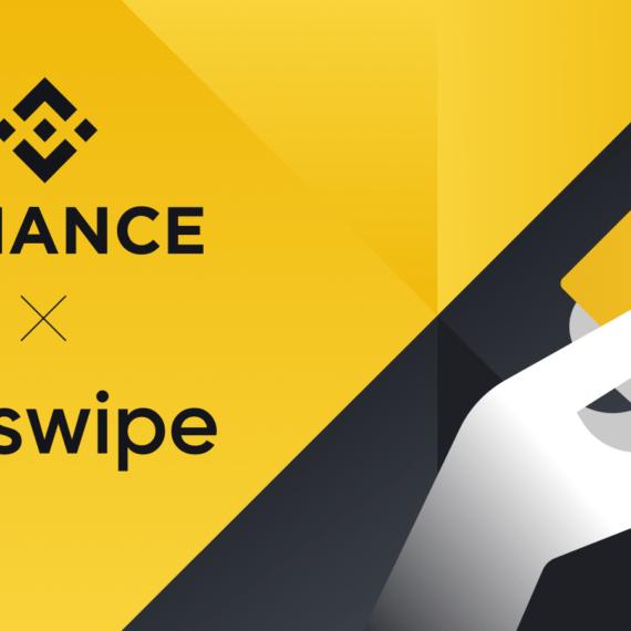 Giełda Binance kupiła firmę produkującą krypto karty debetowe – Swipe
