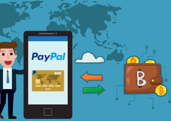 Kup bitcoin i kryptowaluty przez PayPal (Poradnik 2020)