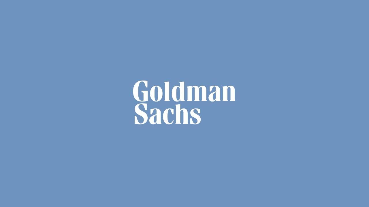 goldman sachs kryptowaluty