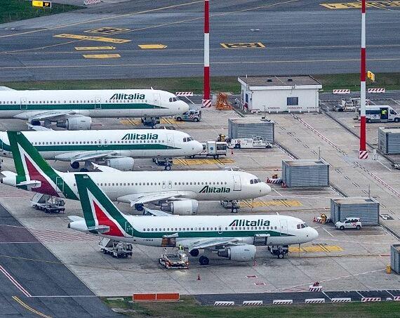 Kopanie kryptowalut na lotnisku? Kiepski pomysł