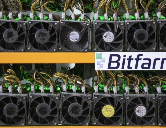 Bitfarms ogłasza uruchomienie 1 000 dodatkowych koparek
