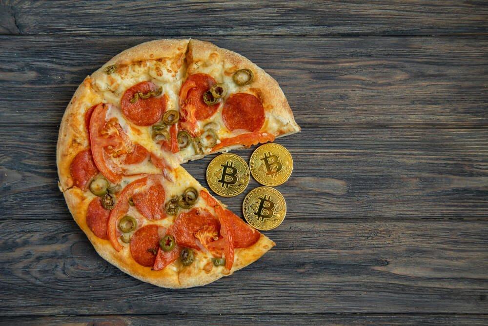 pizza bitcoin holandia
