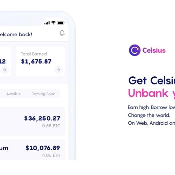 Celsius Network – zarabianie na lokatach w kryptowalutach