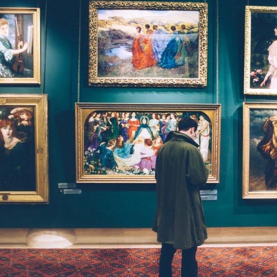 Binance nawiązuje współpracę z rosyjskim muzeum w celu tokenizacji obrazów Da Vinci i Van Gogha.